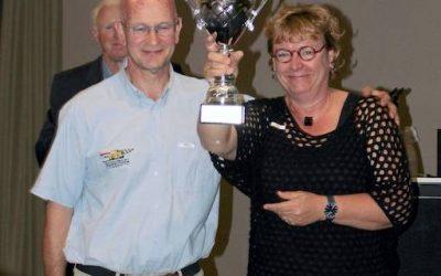 Lida en Wim Janzen clubvrouw en clubman van 2016
