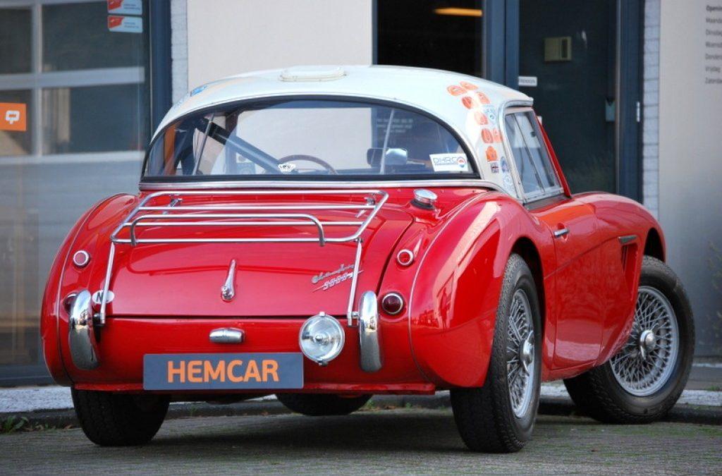 A: AH 3000 MKII HBT7 Cabriolet