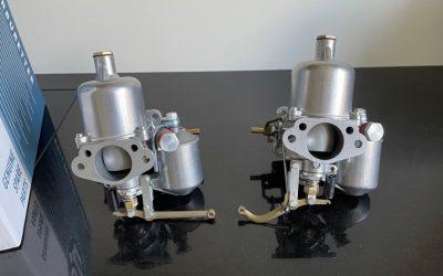 A: carburateurs SU H6